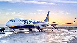 50.000 klanten Ryanair getroffen door staking