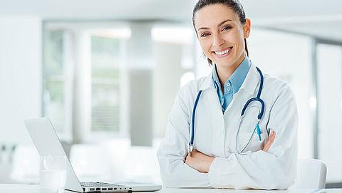 'Patiënten stellen amper vragen via e-mail of website aan arts'}