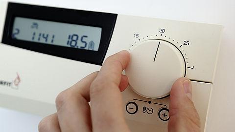 Zacht winterweer zorgt voor lage energierekening