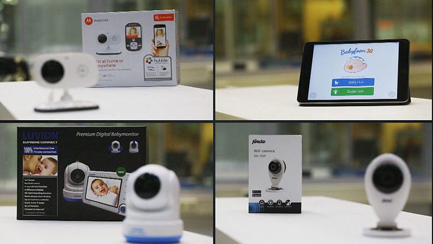 Test Babyfoons Met Camera Hoe Zit Het Met Veiligheid En
