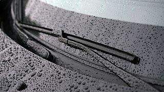 '96 procent van automobilisten vervangt ruitenwissers niet op tijd'