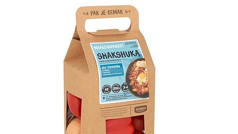 Jumbo haalt Shakshuka-maaltijdpakket uit de schappen