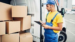 Liever al je pakketten op één moment bezorgd dan 3x een gestresste bezorger aan de deur