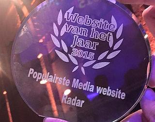 Radartv.nl is de populairste media-website van 2015