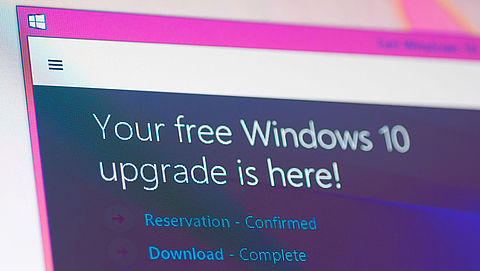 Radar peilt: Hoe bevalt Windows 10?