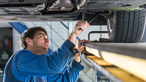 Onderhoudsbeurten auto's tot recordhoogte gestegen