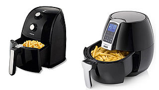 Test: Frituren in de braadpan, frituur of airfryer?