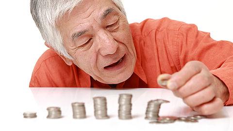 Ouderenbonden: voorkom korting op pensioenen}