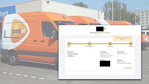 Persoonlijke adresgegevens achterhaald op PostNL-website