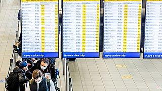 'Negatieve coronatest nodig na reis uit buitenland'