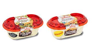 Waarschuwing voor allergenen in Johma-salade