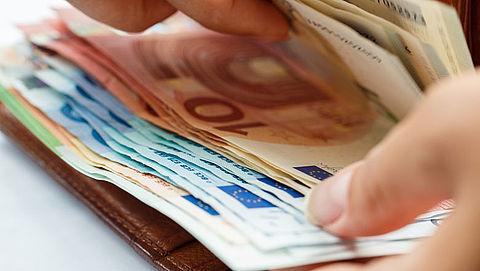 Nederlanders rijker door invoering euro