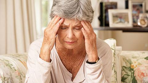 'Helft middelbare vrouwen krijgt ongeneeslijke hersenziekte'