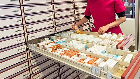 Medicijntekort in Nederland groeit