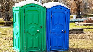 Tijdelijk extra toiletten in Amsterdamse parken door coronamaatregelen