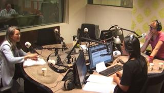 Radio-uitzending 22-04-2017