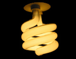Veel winkels weigeren kapotte spaarlamp