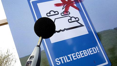 Nomineer het lawaaiigste stiltegebied van Nederland