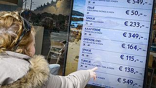Reisaanbieders adverteren nog steeds met misleidende prijzen