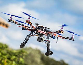 Privacy- en veiligheidszorgen om drones