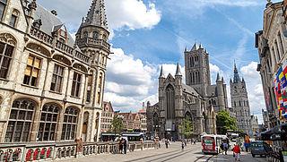 Nederlandse automobilist voortaan beboet in centrum Gent