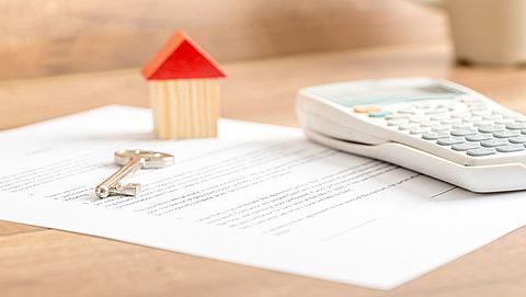Steeds minder mensen hebben een restschuld van hun vorige huis