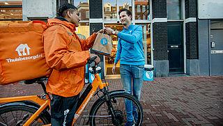 Albert Heijn wordt eerste supermarkt met maaltijdbezorging