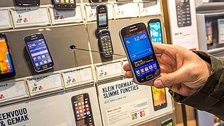 Mobiele telecomaanbieders zonder eigen netwerk minder populair