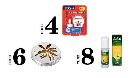 Antimuggentest: wierookspiraal, DEET of antimuggenstekker?