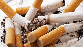 'Finitar-rookfilter maakt roken niet minder schadelijk'