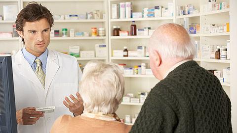 Patiënten krijgen voorgeschreven medicatie vaak niet direct mee