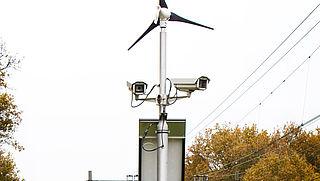 ProRail zet camera's in langs het spoor tegen vertraging