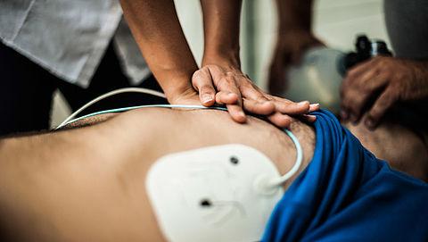 'Beschikbaarheid defibrillatoren te laag'