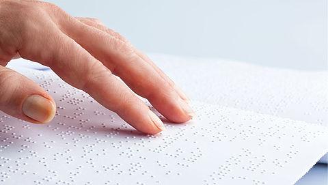Meer audio- en brailleboeken beschikbaar voor blinden