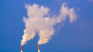 CO2-uitstoot gestegen in eerste kwartaal