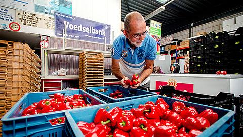 Meer ouderen gaan naar Voedselbank}