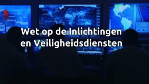 Wet op de inlichtingen- en veiligheidsdiensten: voor of tegen sleepwet stemmen?}