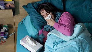 Zo kom je van griep af: 6 tips