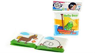 Speelgoedhandel Toi-Toys roept waterbestendig plaatjesboek terug