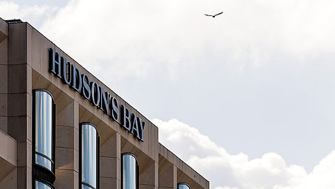'Hudson's Bay verdwijnt uit Nederland'