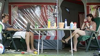 Koken op de camping: elke dag gourmetten