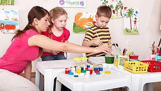 Nederland koploper kinderopvang