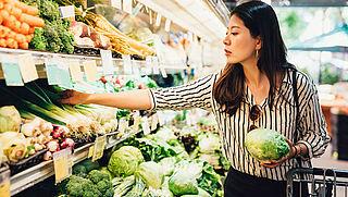 Lidl biedt goedkoopste groente en fruit