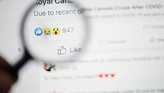 Facebook verwijdert miljoenen berichten in eerste kwartaal