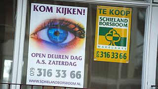 Helft Nederlanders verwacht binnen drie jaar nieuwe huizencrisis