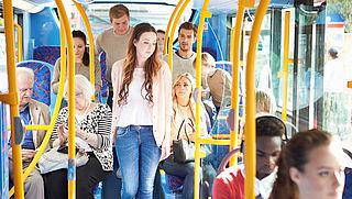 Capaciteit openbaar vervoer onvoldoende voor verwachte toename aantal reizigers