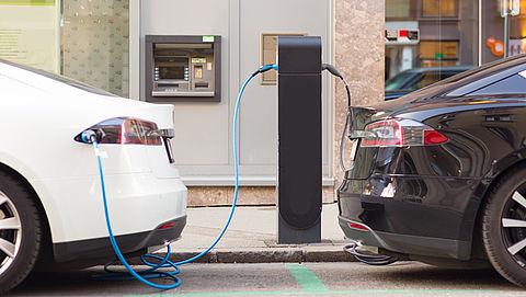Goedkopere elektrische auto's steeds populairder