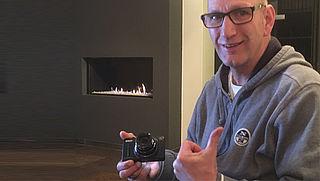 Warme Douche voor Nikon