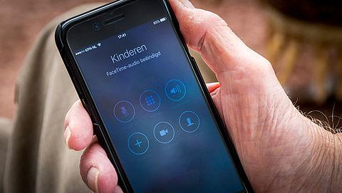 Gebruikers FaceTime af te luisteren door bug