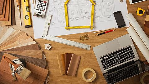 Huiseigenaren lenen vaker en meer voor verbouwing